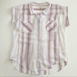 Thread + Supply Linen Top Size XL